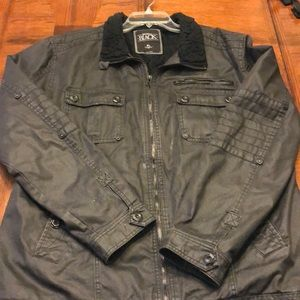 BUCKLE BLACK Bomber jacket WATERPROOF XL